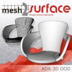 Mesh2Surface Standard for Rhino
