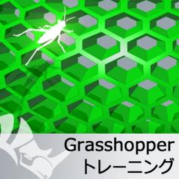 自動車パーツのパターン造形をモデリング! Grasshopperトレーニング