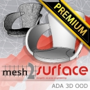 Mesh2Surface Premium for Rhino